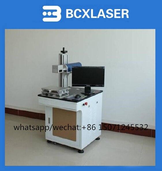Laser marking machine computer automatic equipment food bag beverage bottle laser machine