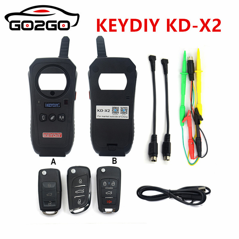 Vendita Calda di Vendita Calda KEYDIY KEYDIY KD-X2 Chiave Dell'automobile A Distanza Porta del Garage kd x2 Generater/Lettore di Chip/Frequenza
