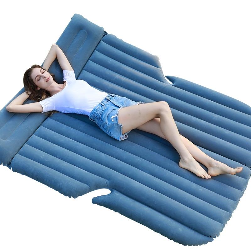 130 175 9cm Camping Car Bed Car Mattress Inflatable SUV Cushion Inflatable Bed Car Mattress