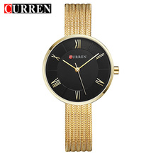 CURREN Brand Luxury Women Bracelet Watches Fashion Women Dre