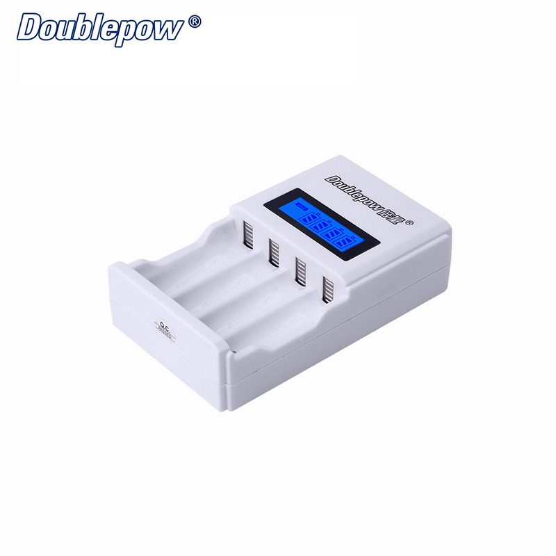 4 slots DP-K98 LCD Intelligent Fast Automatic Charger for 1.2V AA/AAA Ni-MH / Ni-CD rechargeable batteries
