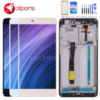 ALLPARTS 5 0 LCD For XIAOMI Redmi 4A LCD Display Touch Screen Digitizer Replacement For XIAOMI