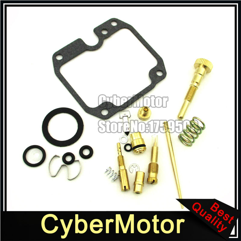 Carburetor Carb Rebuild Repair Kit For Yamaha Moto Timberwolf YFB250U 1992 1993 1994 1995 1996 1997 1998 4 Wheeler ATV Quad