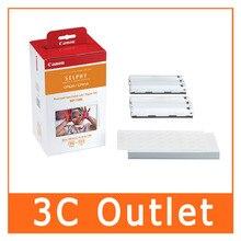 RP-108 genuino Juego De Papel de Tinta de Color para Selphy CP1200, CP1000, CP910, CP820, envío Gratis