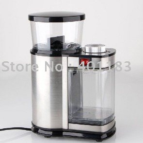 Free Shippingluxury Stainless Steel Electric Coffee Grindercoffee