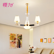 Modern minimalist wrought iron chandelier living room bedroom dining room lamp retro rural lighting fixtures retro triangle iron chandeliers creative american rural lighting lamps living room corridor clothing store chandelier