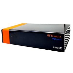Image 4 - 3 Pz/lotto Gtmedia V8 NOVA DVB S2 ricevitore satellitare Costruito in wifi supporto H.265 freesat V8 super set top box di alimentazione vu