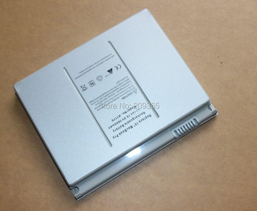 A1175 MA348 Batterie D'ordinateur Portable Pour APPLE pour MacBook Pro 15 A1150 A1211 A1226 A1260 MA463 MA464 MA600 MA601