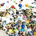 2016 720 pcs 20 Gramas Tamanhos Mistos DMC Hotfix Strass Adesivos Cristal Strass Para Unhas 3D Art DIY Mochila Projeto decorações