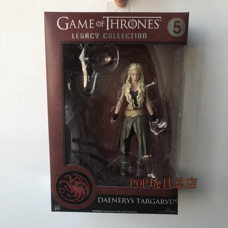 FUNKO Pop TV Game of Thrones daenerys targaryen queen  Action Figure NEW