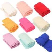 1 quintal/rolo náilon bandana material forte stretchedable bandas elásticas acessórios para o cabelo diy arco de náilon turbante