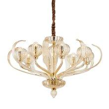 цены modern crystal chandeliers and pendants for room dining elegant glass living room luminaire hotel hall bedroom hanging lights