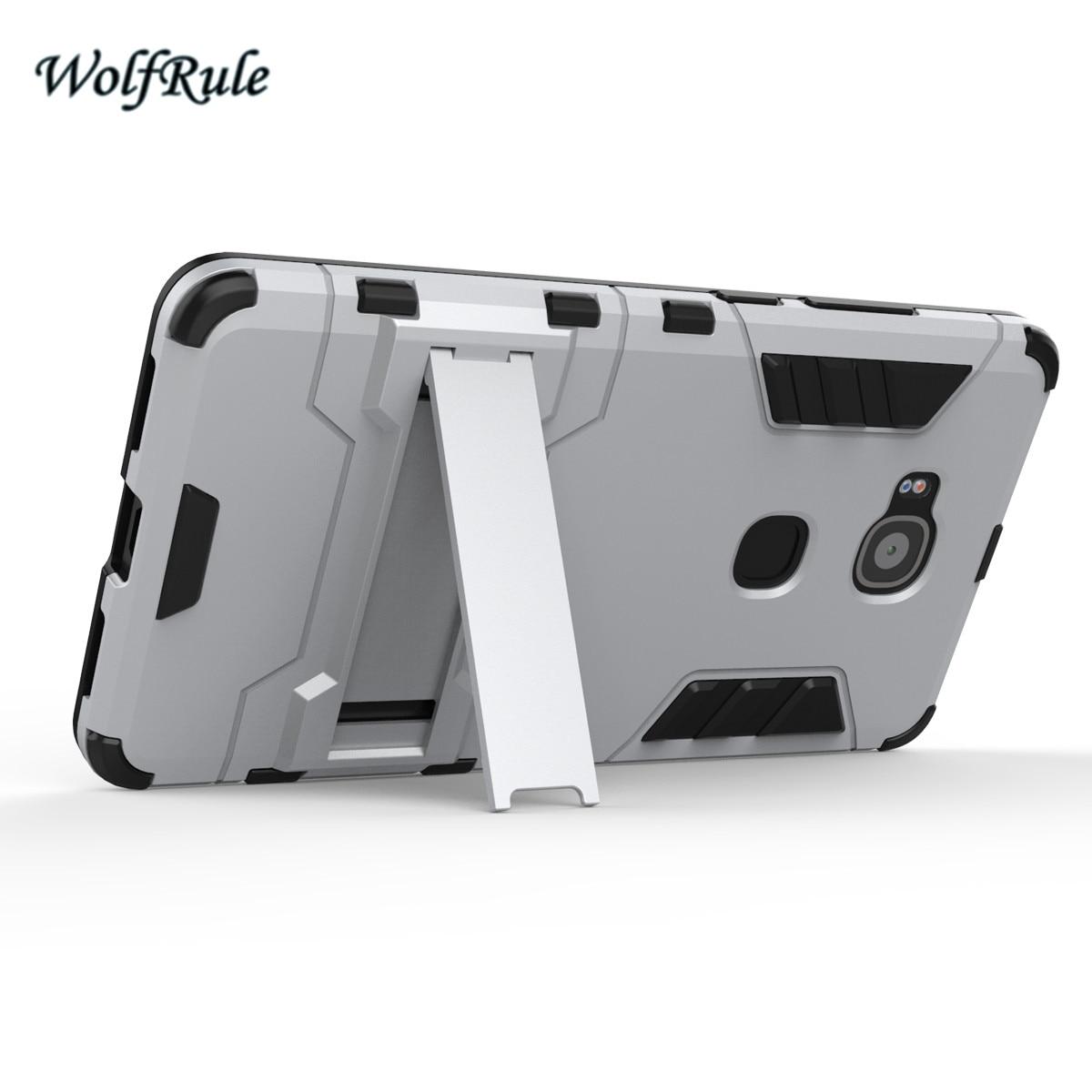 WolfRule Anti-knock Case Huawei G8 Cover Soft Rubber + Hybrid Plastic - Reservdelar och tillbehör för mobiltelefoner - Foto 6