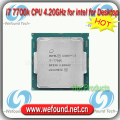 Оригинал для Intel Core i7 7700 К Процессор 4.20 ГГц/8 МБ Cache/Quad Core/Socket LGA 1151/Quad Core/Desktop I7-7700K ПРОЦЕССОРА