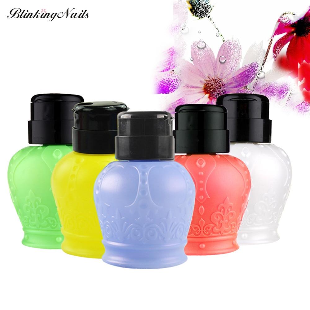 BlinkingNails 350ml Crown Dispenser Pudelipump Kaasaskantav parfüüm - Nahahooldusvahend