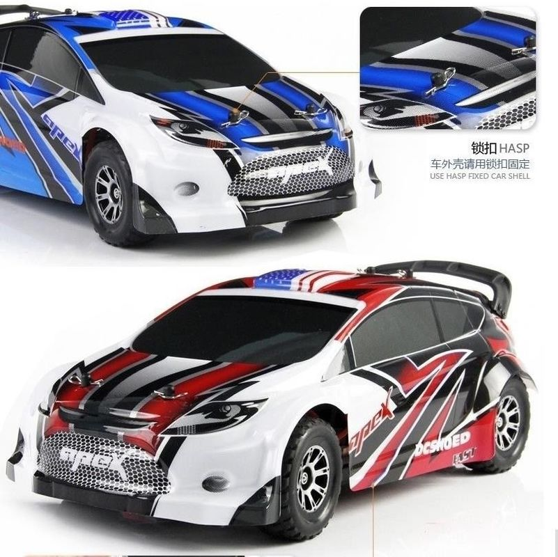 A949 RC Drive Car Electric Rc Cars 1 18 Scale 2 4Gh High Speed Radio Control