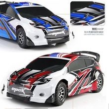 A949 RC Drive Car Electric Rc Car 1/18 Scale 2.4Gh High Speed Radio Control Truck RTR 4WD Remote Control Rally Car RC Toys цена