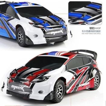 цена на A949 RC Drive Car Electric Rc Car 1/18 Scale 2.4Gh High Speed Radio Control Truck RTR 4WD Remote Control Rally Car RC Toys