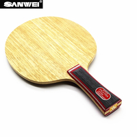 SANWEI FEXTRA 7 Table Tennis Blade 7 ply wood all around Japan Tech (stiga clipper CL Structure) ping pong racket bat paddle