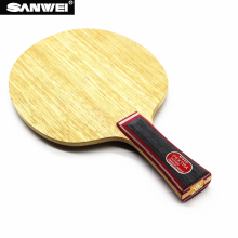 SANWEI FEXTRA 7 Table Tennis Blade 7 ply wood all-around Japan Tech (stiga clipper CL Structure) ping pong racket bat paddle dhs di gt 9 ply pure wood ebony racket table tennis blade ping pong bat tenis de mesa