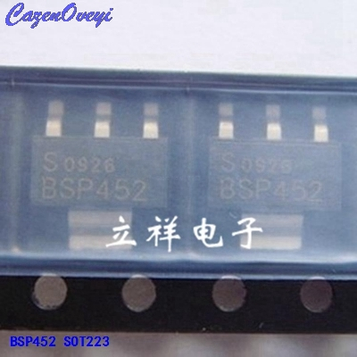 10pcs/lot BSP452 BSP 452 SOT223 In Stock
