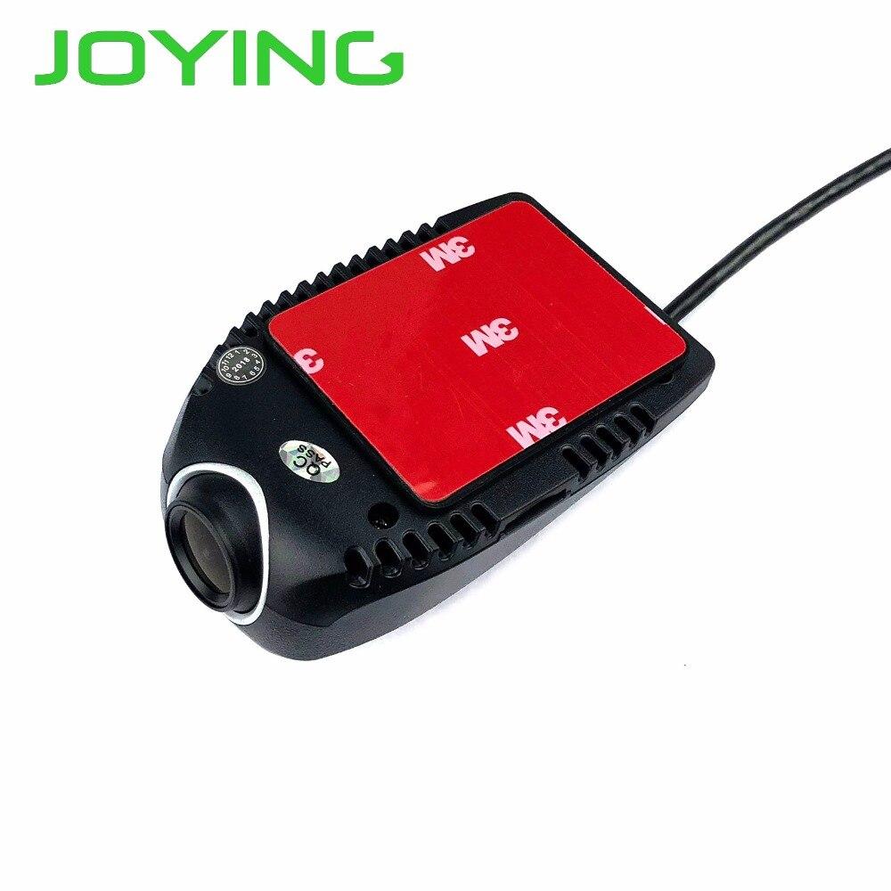 JOYING Car Radio navigation Head Unit USB Port Car Front DVR Record Voice In-dash Traffic Guide plug and play Camera