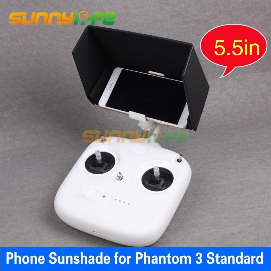 Защита пульта от солнца для коптера phantom дропшиппинг spark fly more combo в уфа