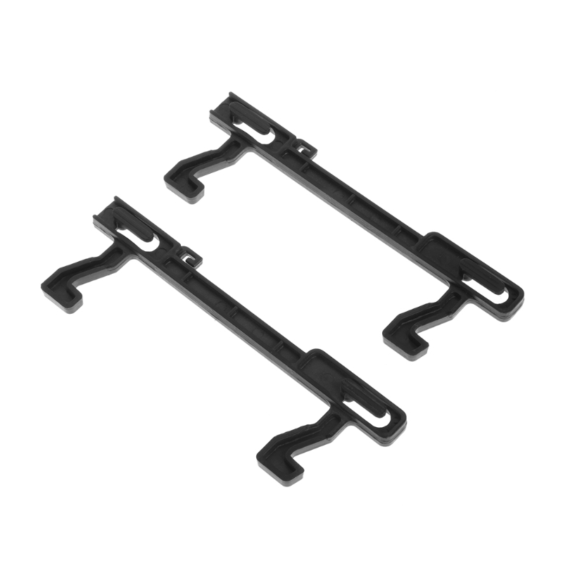 Microwave Oven Parts Replacement Switch Door Latch Key Lock Hook Plastic Black For Db 02 In From Home Liances On Aliexpress