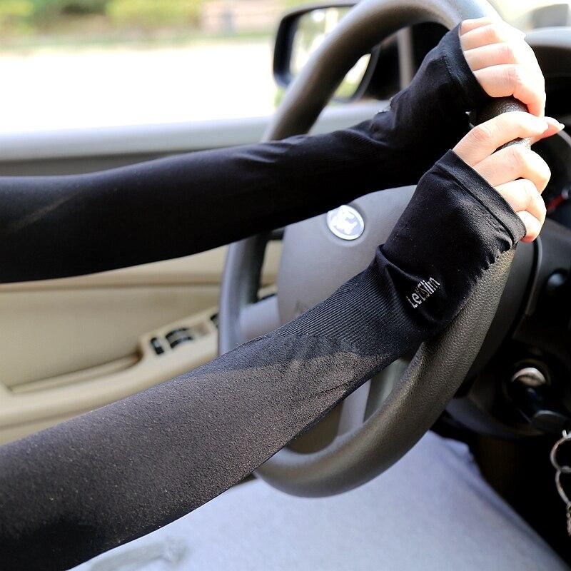 2d23613f Brazo de compresión WarmerI protección UV para deportes Correr bicicleta ciclismo  baloncesto voleibol Golf codo mangas del brazo cubierta del brazo