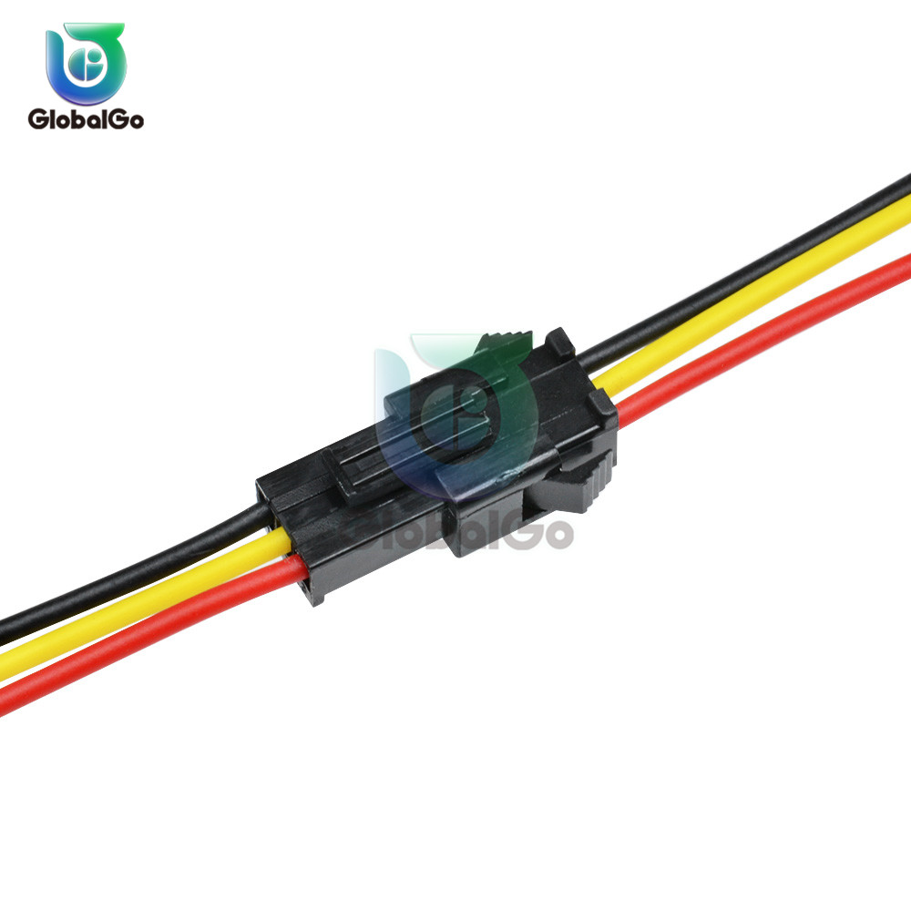 Female JST LED Strip Adapter Connector RC Plane Heli Quadcopter 3S Lipo JST-XH