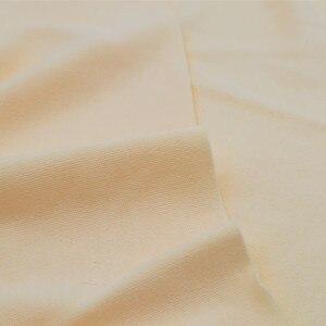 Image 3 - 육체 100% 코튼 인터록 니트 인형 스킨 패브릭 천으로 바디 인형 패치 워크 봉제 섬유 수제 Tela Peluche Costura