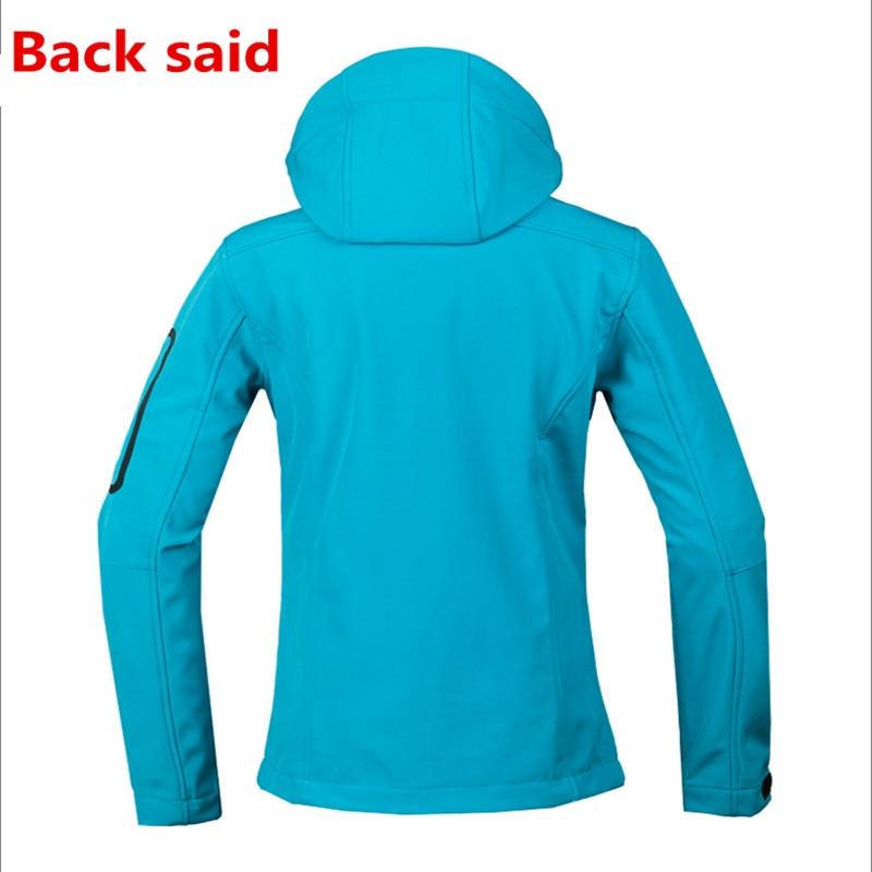 Resistente al agua de invierno impermeable chaqueta transpirable - Ropa deportiva y accesorios - foto 4