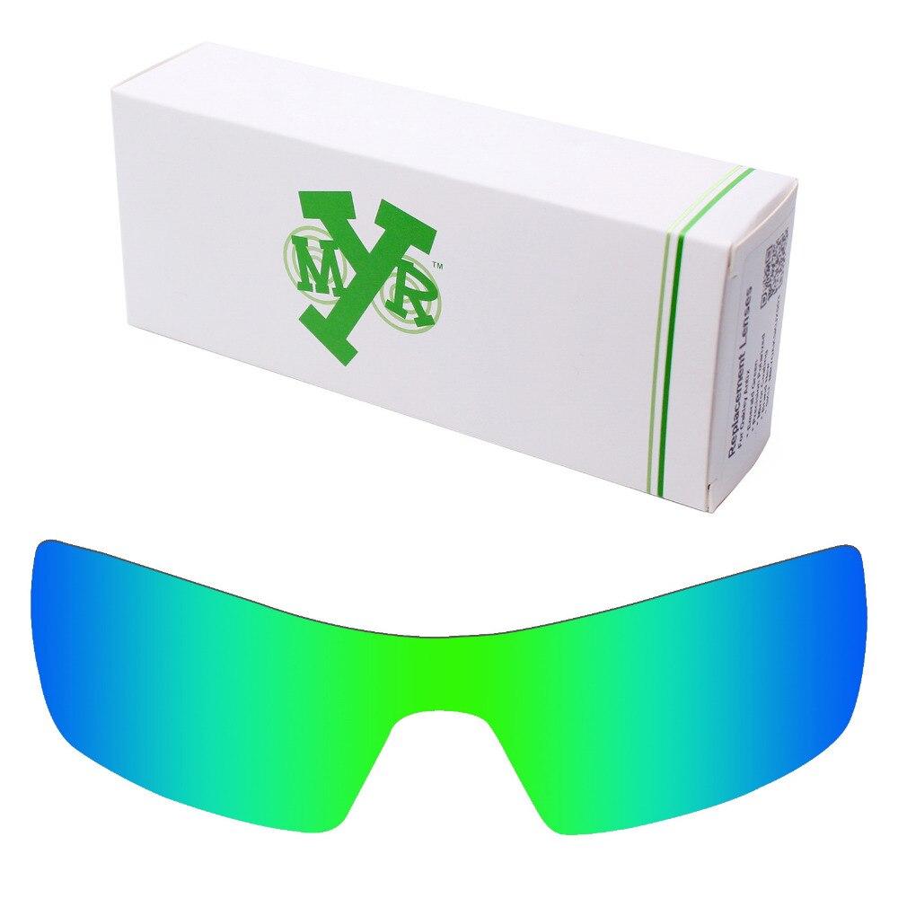 316f64391d0bb Mryok POLARIZADA Lentes de Reposição para óculos Oakley óculos de Sol da  Plataforma Petrolífera Verde Esmeralda