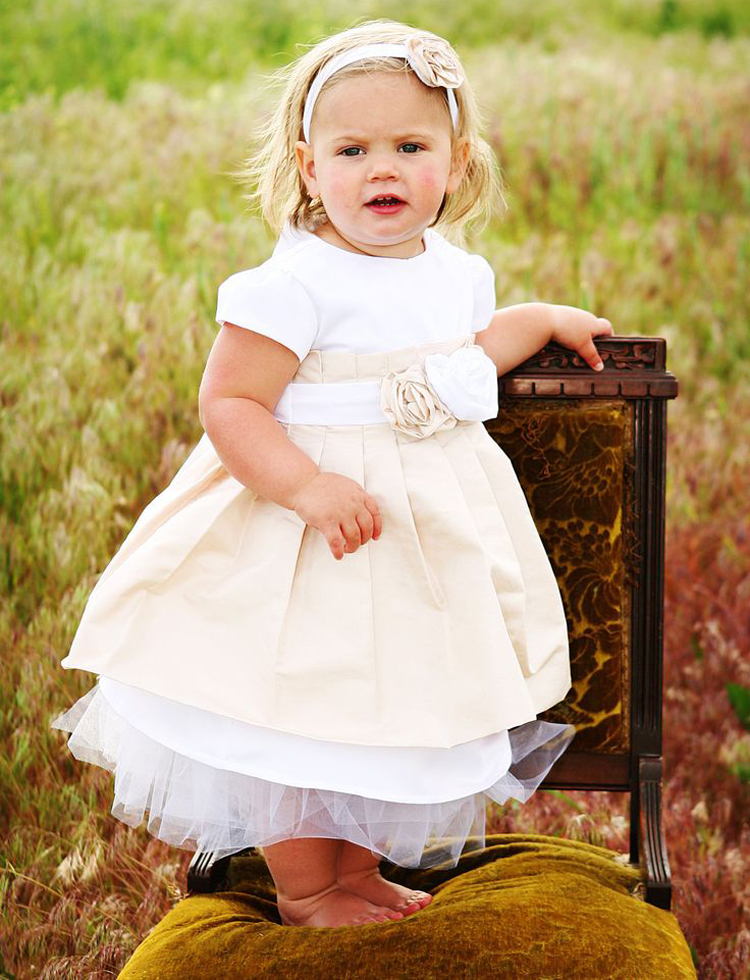 100% Handmade High Quality Satin Tulle Heirloom Baptism Dresses Ruffles Adorable Flower Christening Baptism Ball Gowns Baby Girl