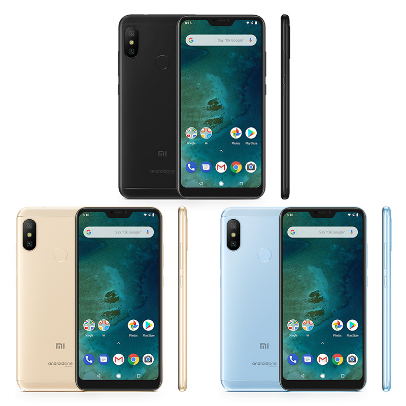 US $123 99 |Global Version Xiaomi Mi A2 Lite 3GB RAM 32GB ROM Mobile Phone  Snapdragon 625 Octa Core 5 84