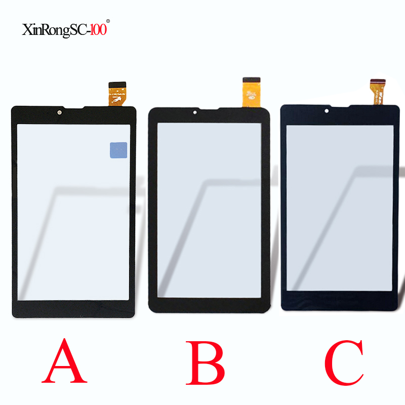For 7 DIGMA OPTIMA 7100R 3G TS7105MG/Plane 7700t 4g PS1127PL/Hit 3G ht7070mg/Prime 3 3G TS7131MG touch screen digitizer panel