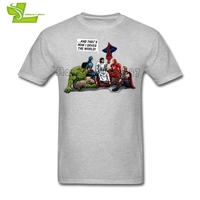 d18a0fd2a Superheroes Heroes Captain America Super Heroes Spiderman Jesus The Flash  Man T Shirt Men S Round