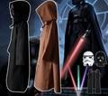 New Darth Vader(Anakin Skywalker) Star Wars Darth Vader Costume Suit Kids Movie Costume For Halloween Party Cosplay ponchos