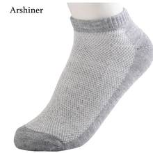 Ankle Fashion 2 Socks Footwear White 26 Casual 10 Cotton Solid 0inch Socks 11 Women Gray Low Black Cut 28cm(China)