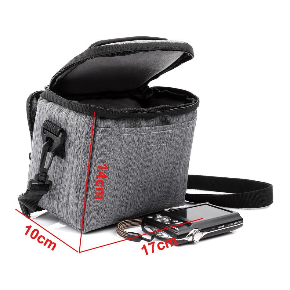 Digital Camera Bag Case For Canon EOS M100 M50 M10 M6 M5 M3 G9X G7X G7XII G5X G1X G1XII G16 G15 G12 G11 SX720 SX710 SX730 SX170