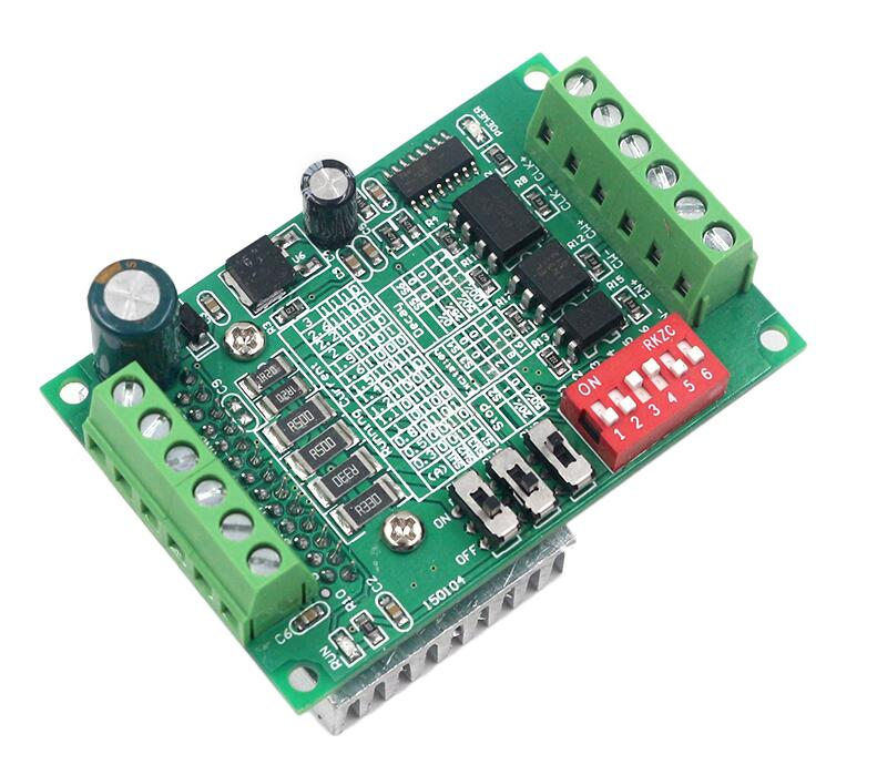 1pcs TB6560 3A Stepper motor drives CNC stepper motor board Single axis controller 10 files motor controller board new original 5786 stepper motor drive stepper drives b804 series of original
