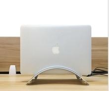 Wesappa Портативный металла алюминиевого сплава ноутбука Тетрадь подставка держатель Поддержка для Mac MacBook Air/Pro iPad Тетрадь компьютер