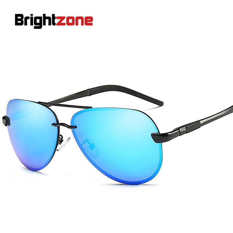 Polariserede lette solbriller Man polariserede lysbriller Klassiske - Beklædningstilbehør - Foto 3
