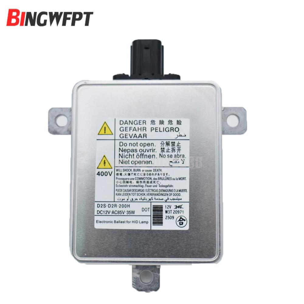 HID Xenon D2S D2R Igniter 33119TA0003 12V 35W For Mazda 3 2007-2009 Inverter Control Headlight Ballast Module