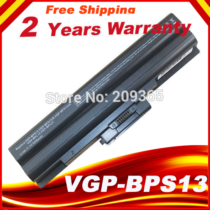 Laptop Battery for Sony VGP-BPS13 VGP-BPS13A/B VGP-BPS13B VGP-BPS21B VGP-BPS21 VGP-BPS13/B VGP-BPS13A/Q VGP-BPS13B/B hsw laptop battery for sony vgp bps13 vgp bsp13 s vgp bps13a b vgp bps13b b vgp bpl13