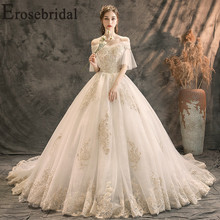 Erosebridal Wedding Dress 2019 Ball Gown Bridal Gowns Train