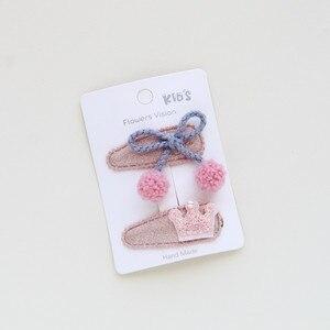 2 teile/los Neue Reizende Kinder Mädchen Kaninchen Crown Haar Zubehör Set Kinder Nette Haar Clips Headwear Dropshipping