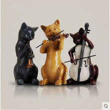 Musical Cats Decorative Handicrafts