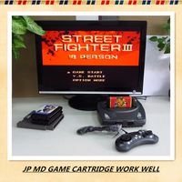 Dual System - NES & Sega Genesis (Supports MD) Console 3