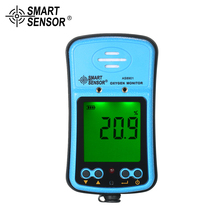 цена на Portable Oxygen Detector Automotive Mini Oxygen Meter O2 Gas Tester Monitor Gas analyzer with LCD Display Sound and Light Alarm